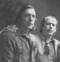 Daniel Viglietti y Silvio Rodríguez