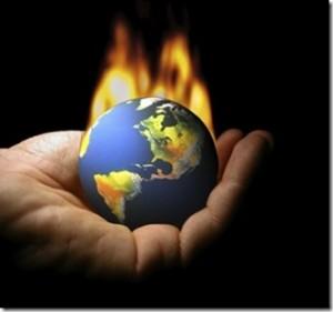 Están incendiando el mundo.