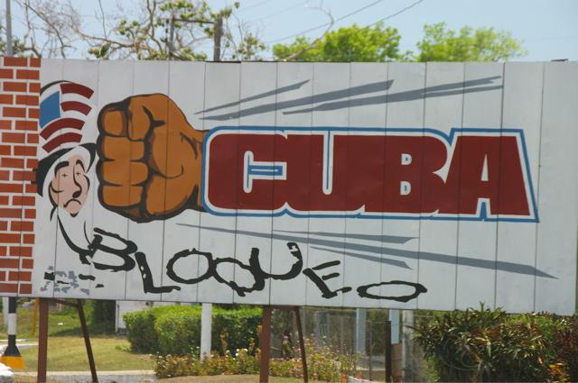 Cuba resiste.