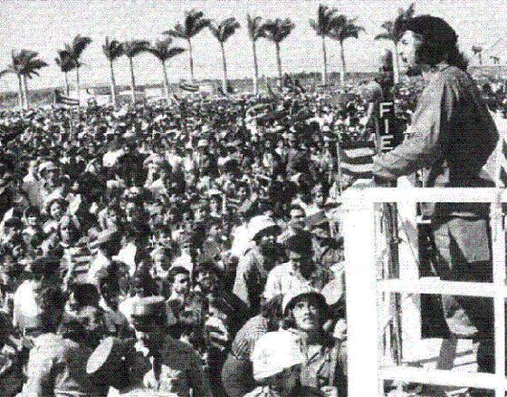 Sin pueblo, no hay revolución.