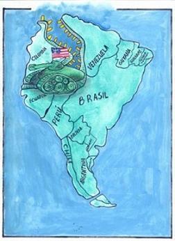América Latina, resistiendo.