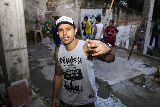 La favela más Fiell.