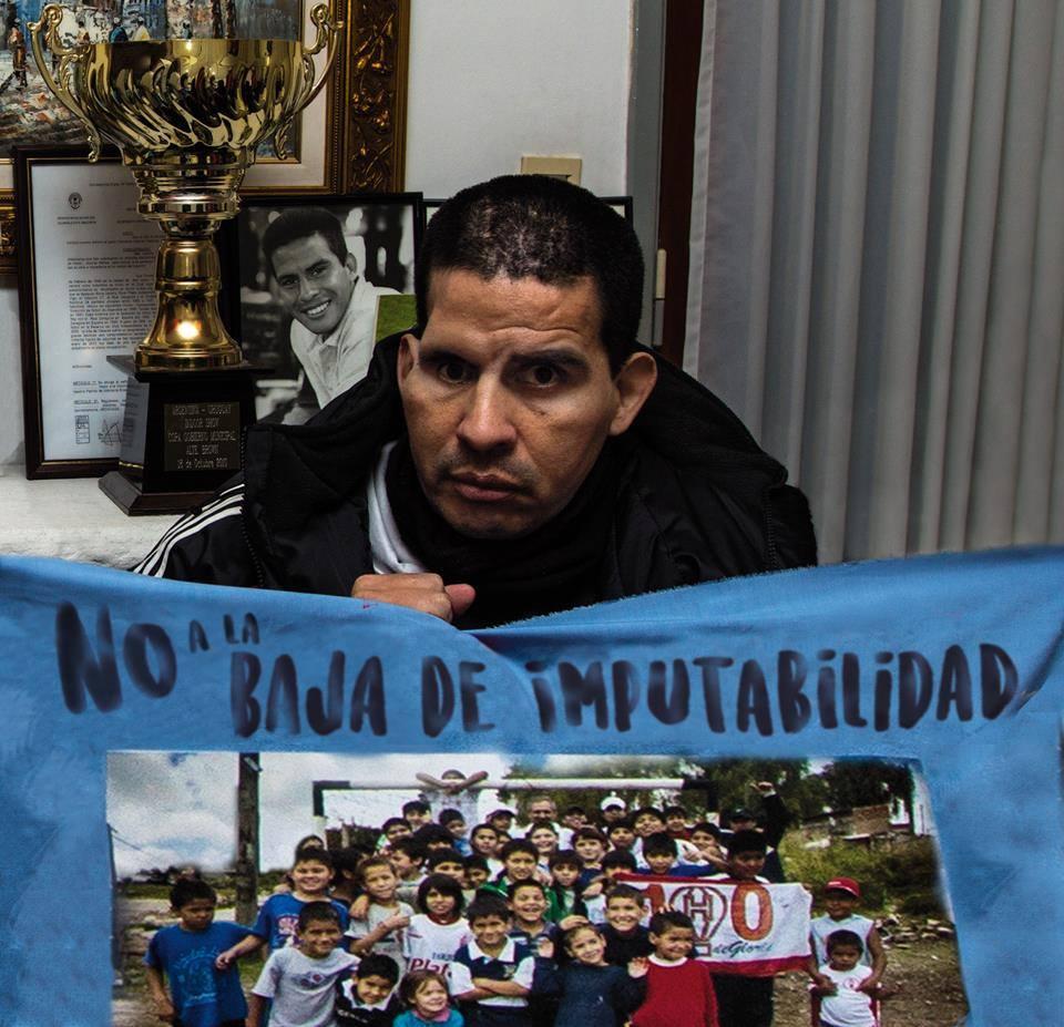 """""""LOS PIBES NO TIENEN LA CULPA"""" - La Poderosa"""