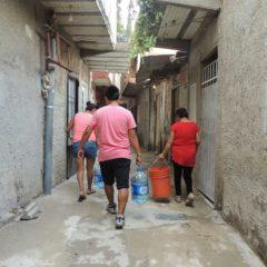 La solidaridad puede más: recolectamos agua, para la Rodrigo Bueno