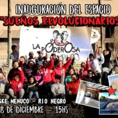 Inauguración del Espacio «Sueños Revolucionarios»