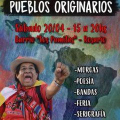 Festival Cultural por el día de los Pueblos Originarios