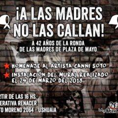 ¡A las Madres no las callan!