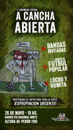 Festival A Cancha Abierta