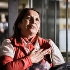 «Se hizo justicia por Cintia, pero mi lucha continúa»