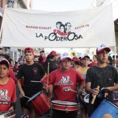 Por el derecho a vivir en paz: 1era Marcha de la Gorra en Santa Fe