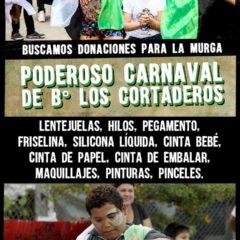 Que no se corte el carnaval de Los Cortaderos