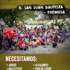 Día de reyes en el barrio San Juan Bautista