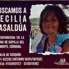 Buscamos a Cecilia Basaldúa
