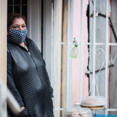 Ramona sigue intubada y ahora su hija, con discapacidad, también esta contagiada