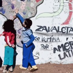 Ahora 9 casos en Zavaleta, otra villa, la misma historia