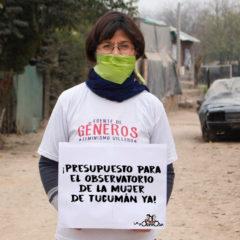 """""""¡Basta de precarización, es urgente regularizar la situación!"""""""