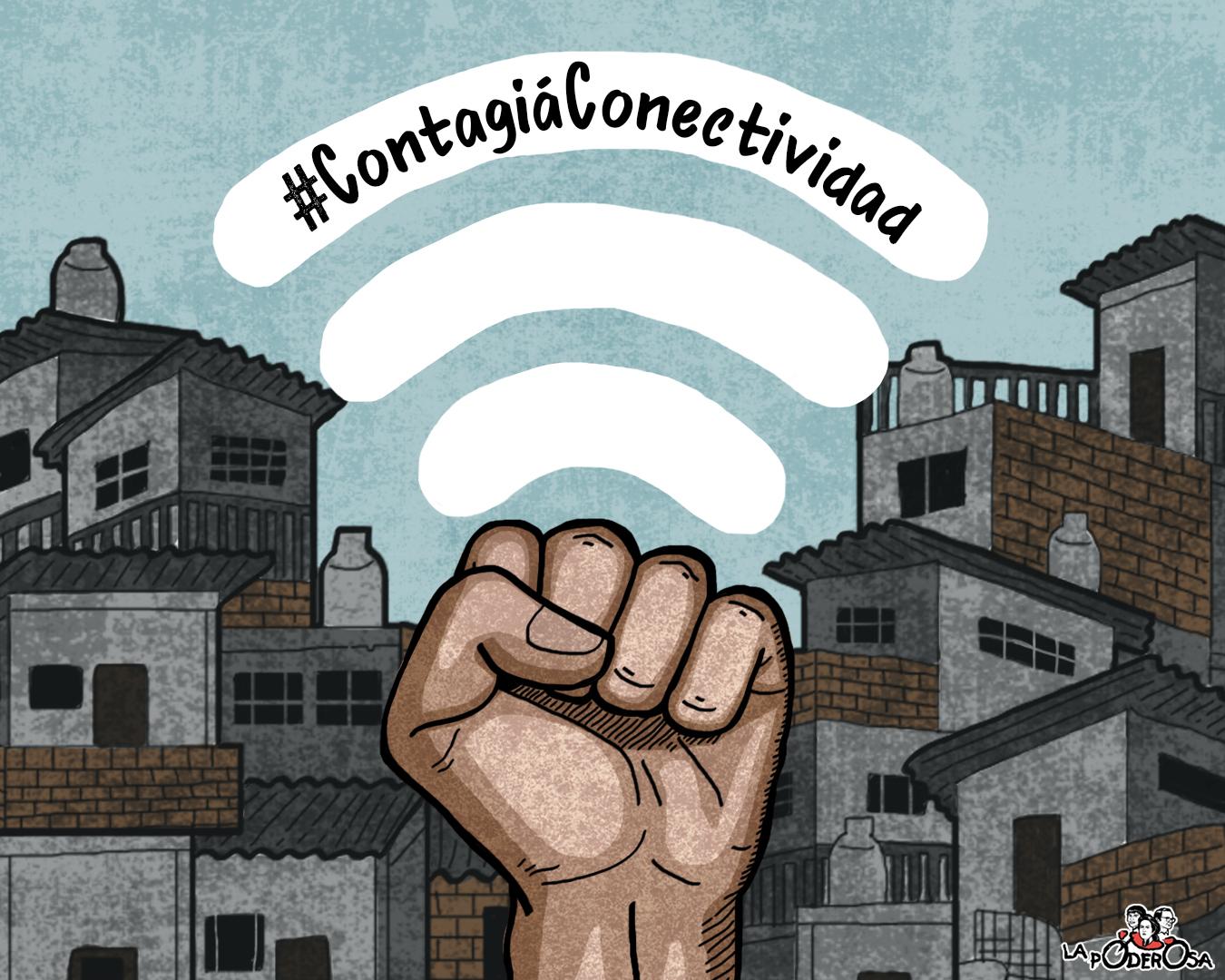 Contagiá Conectividad