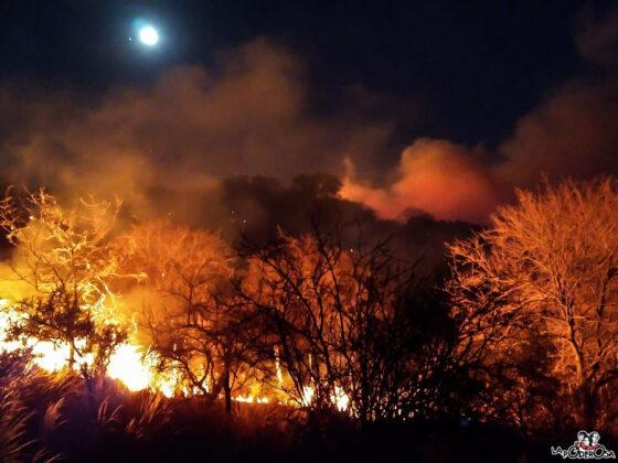 Incendios Córdoba 1