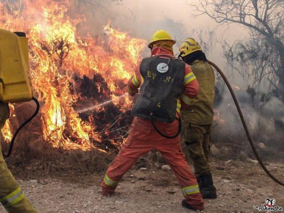 Incendios Córdoba 5