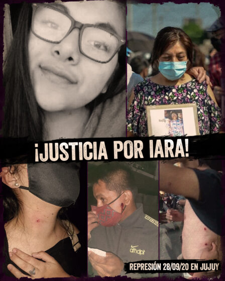Justicia por Iara