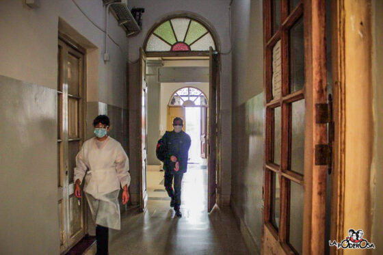 trabajadores Salud Mental, Neuro, Córdoba