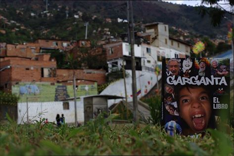 La Poderosa colombiana.